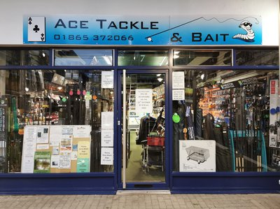 Ace Tackle and Bait Ltd