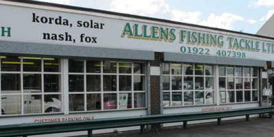 Allens Fishing Tackle Ltd
