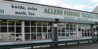 Allens Fishing Tackle Ltd