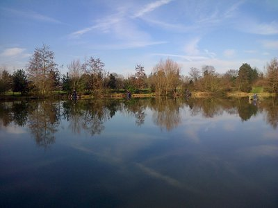 Wood Lane Fishery