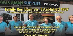 Matchman Supplies Angling Centre Ltd