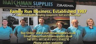 Matchman Supplies Angling Centre Ltd